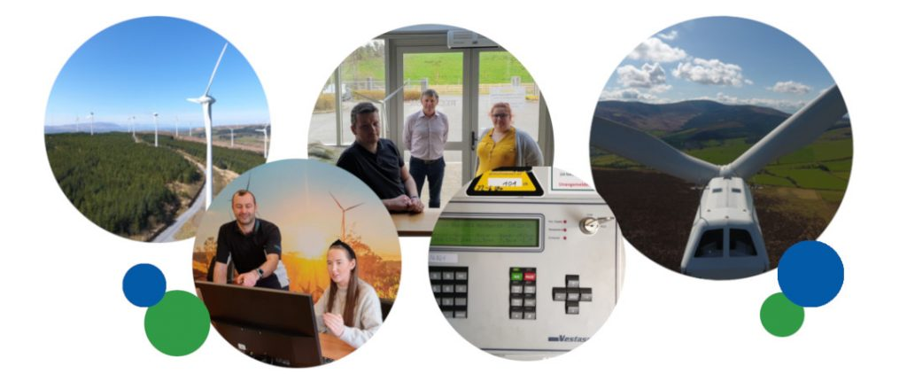 Collage of images from Optinergy